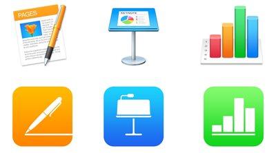 iWork: Δωρεάν σε κάθε χρήστη προϊόντων Apple