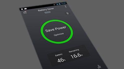 5 δωρεάν εφαρμογές εξοικονόμησης μπαταρίας Android συσκευών