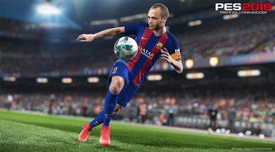Pro Evolution Soccer 18