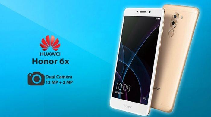 Smartphone Honor 6X