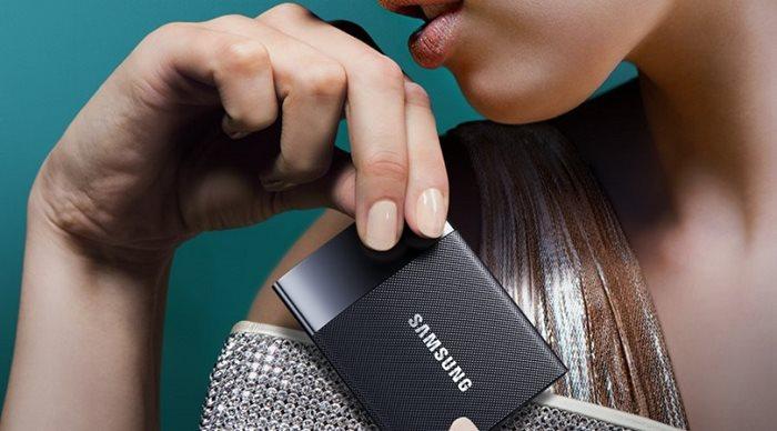Samsung SSD T1 250/500GB