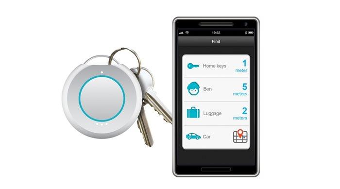 BeeWi Smart Tracker BBD100
