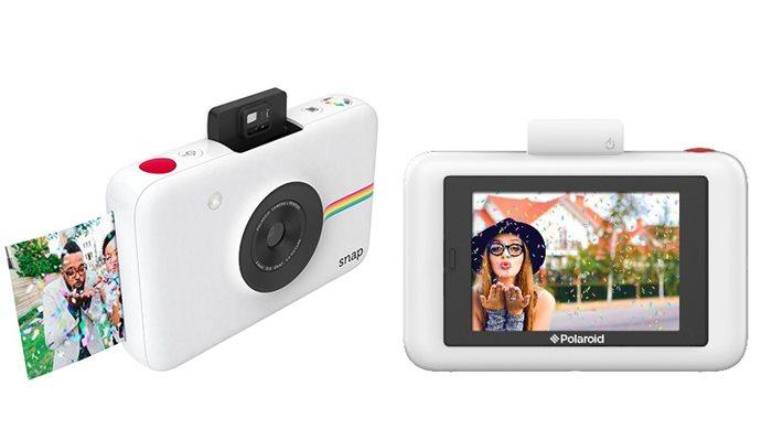 Polaroid Snap & Snap Touch Instant Digital Cameras