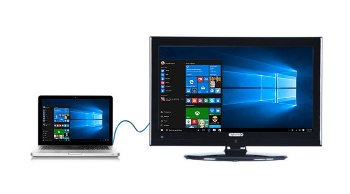 Τρόποι σύνδεσης του υπολογιστή με την τηλεόραση σας