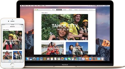 Η Apple οργανώνει τις αναμνήσεις μας