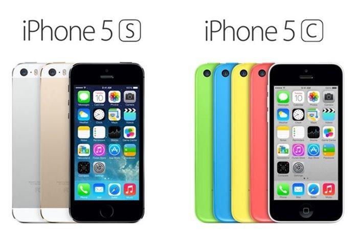Apple iPhone 5s / 5c