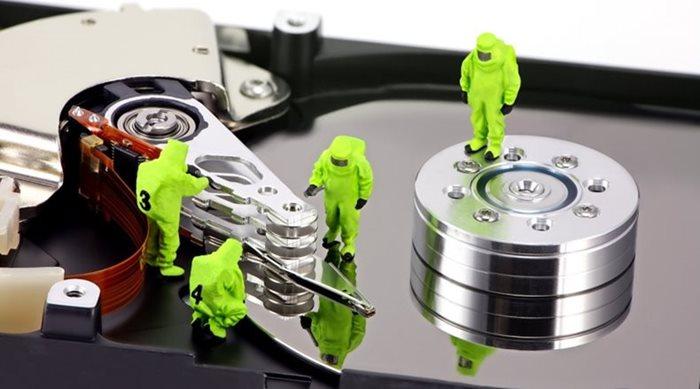 5 εφαρμογές ανάκτησης δεδομένων από προβληματικούς δίσκους