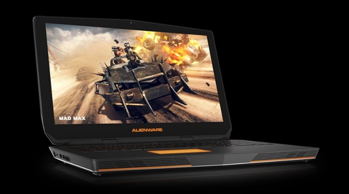 Νέα Dell Alienware gaming laptops