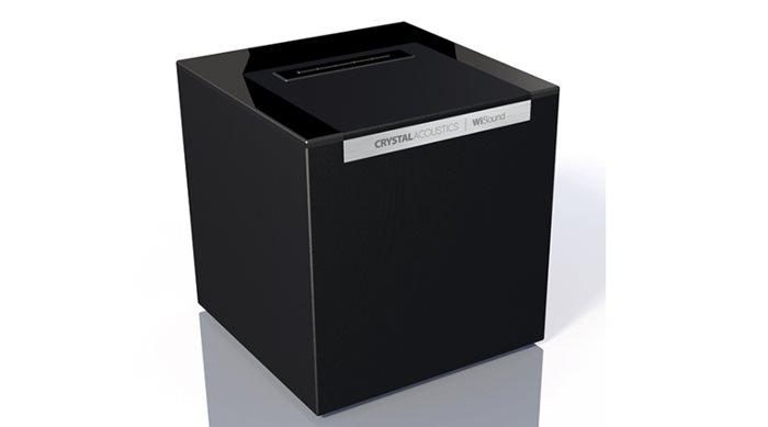 Crystal Audio Cuby 5 - BT & Wi-Fi Multiroom