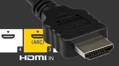 Τι είναι το HDMI ARC και πώς λειτουργεί