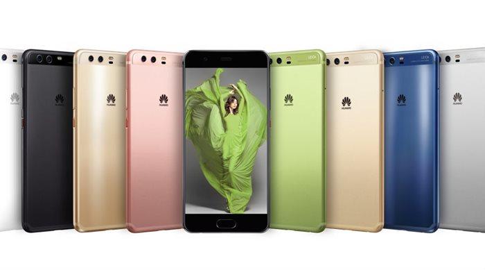 Huawei P10 και P10 Plus