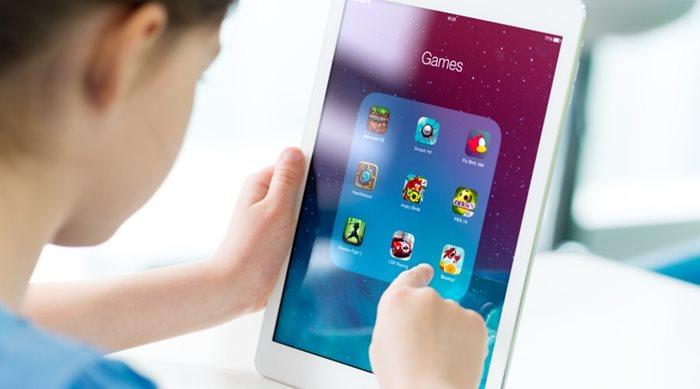 Ετοιμάστε ένα iPad να υποδεχθεί παιδικά χέρια