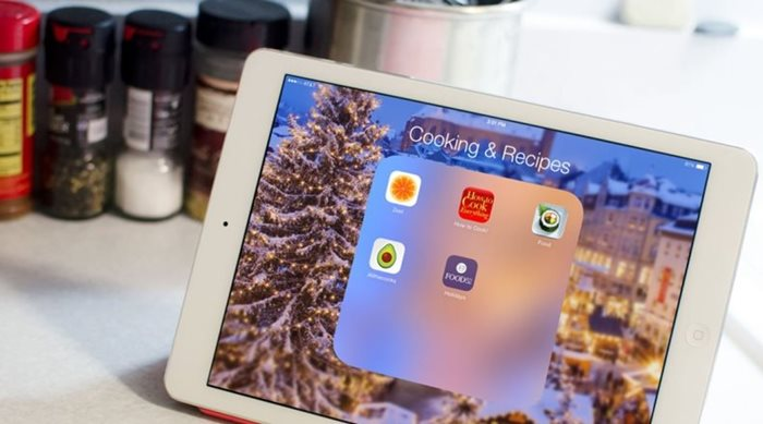 5 mobile apps για να βελτιώσετε τις επιδόσεις σας στη μαγειρική