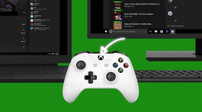 Τρόποι σύνδεσης του Xbox One controller σε Windows 10 PC