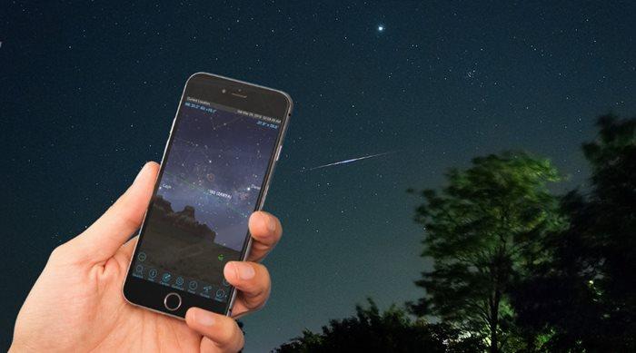 5 apps για να… μετρήσετε τα άστρα από το smartphone