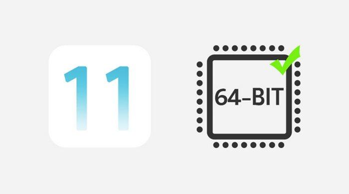 iOS 11 και το τέλος των εφαρμογών 32-bit