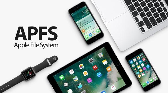 Πώς θα καλοσωρίσετε το Apple File System;