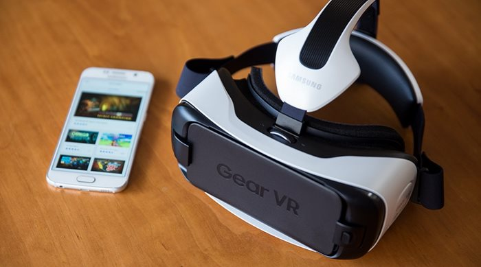 Samsung GALAXY S6 GEAR VR2 White