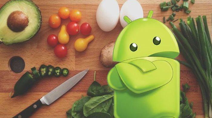 5 δωρεάν εφαρμογές συνταγών μαγειρικής για Android