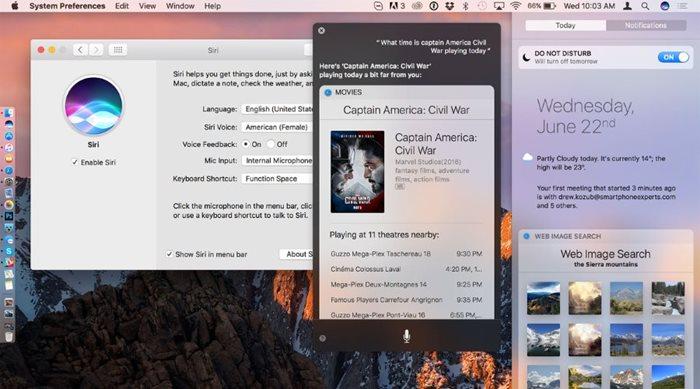 Κέντρο Γνωστοποιήσεων σε Mac