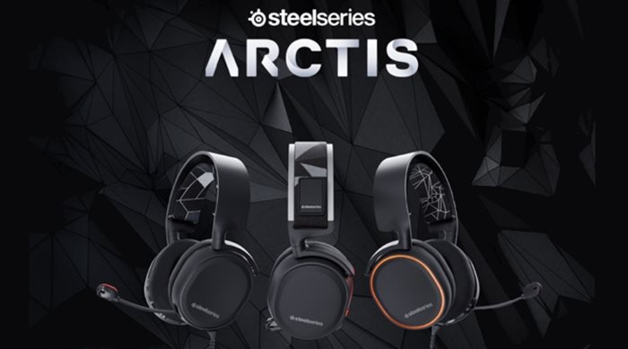 Gaming Headset SteelSeries Arctis