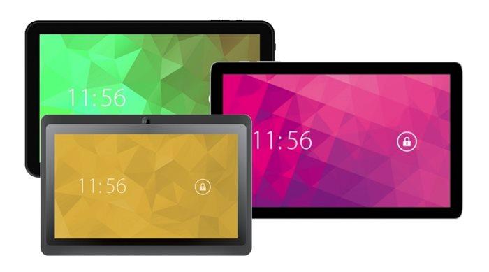Manta tablets (MID701QC, MID1011, MID1010 w/3G)