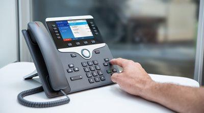 IP telephony & Cisco IP phones