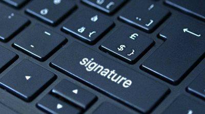 Εφαρμογές για να υπογράφετε ηλεκτρονικά τα ψηφιακά σας έγγραφα