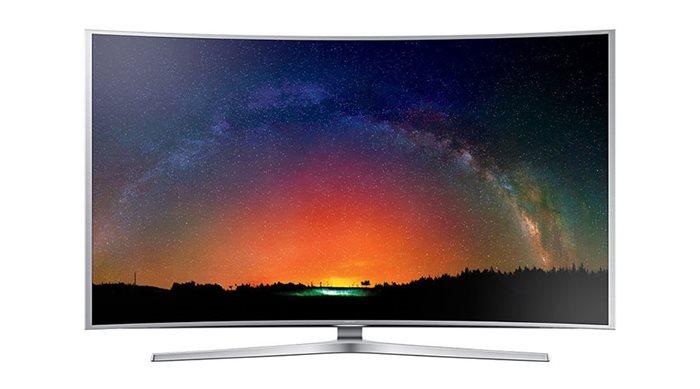 Κορυφαίες σειρές κυρτών τηλεοράσεων Samsung JS8500 και JS9000