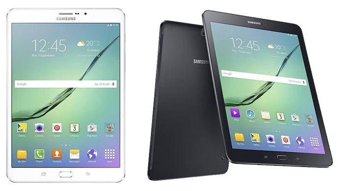 Ήρθαν τα νέα Tablet Samsung Galaxy Tab S2