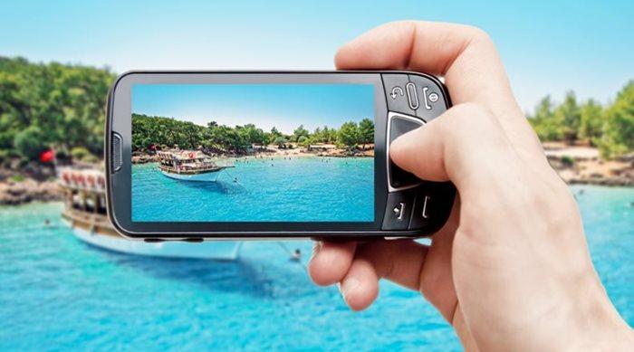 5+1 camera apps για το Android
