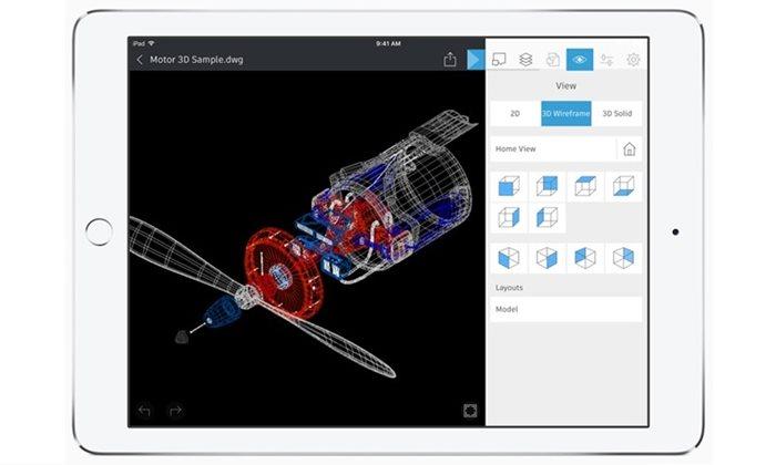 iPad Pro & AutoCAD 360 – Ο ιδανικός συνδυασμός για μηχανικούς