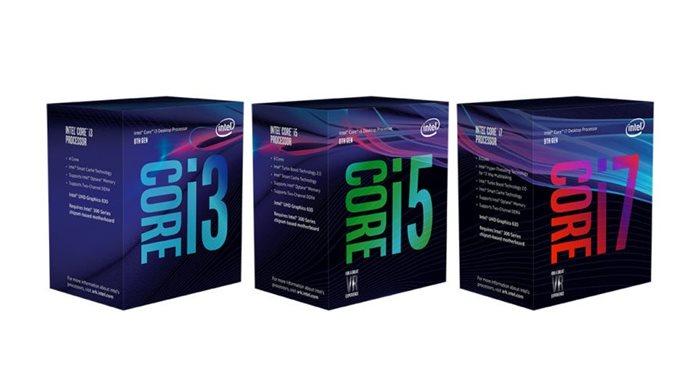 Επεξεργαστές 8ης γενιάς Intel Coffee Lake