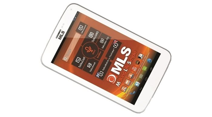 MLS iQTab Silver 3G