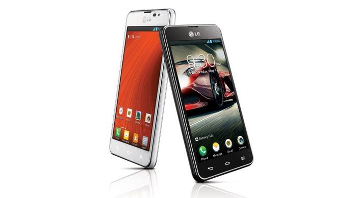 LG Optimus F5 Maximo