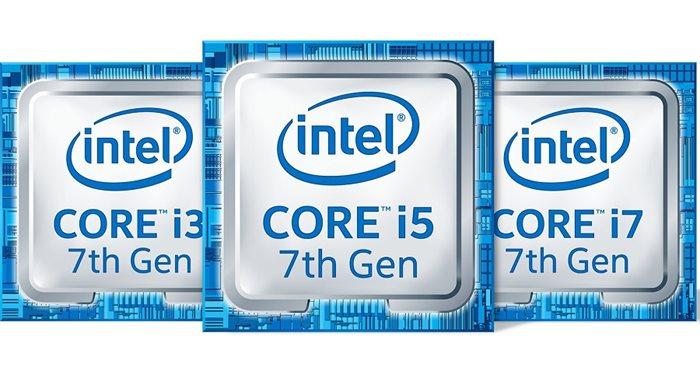 Επεξεργαστές Intel 7ης γενιάς