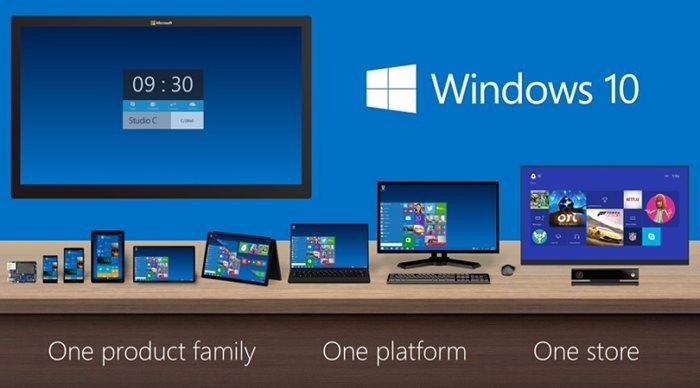 Windows 10: Η πρώτη ματιά
