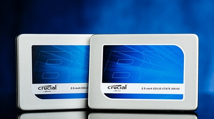 Crucial BX200 SSD Series