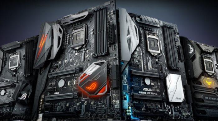 Intel Z270, H270 & B250 chipsets