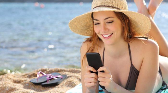 Προστατέψτε τις συσκευές σας στην παραλία