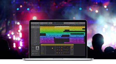 Μουσική παραγωγή παντού και πάντα (GarageBand & Logic Pro X)
