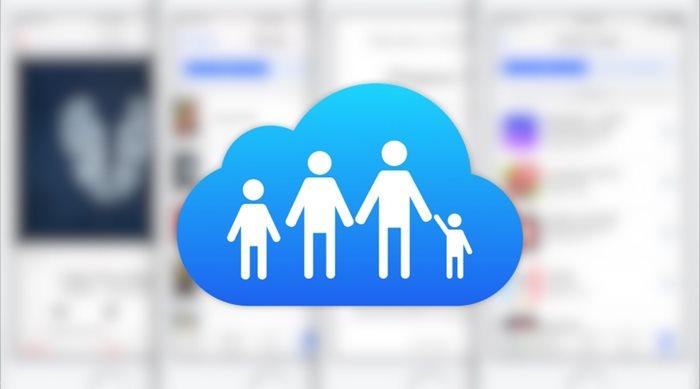 Family Sharing και iCloud: Οργάνωση, ευκολίες, οικονομία