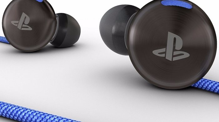 Sony Playstation In-Ear Stereo Headset