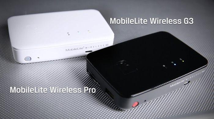 Kingston MobileLite Wireless G3 & Pro