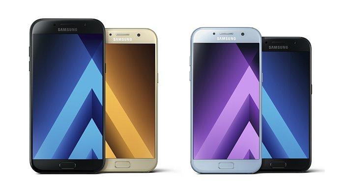 Samsung Galaxy A3 και A5 (2017)