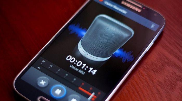 5 apps καταγραφής φωνής για Android