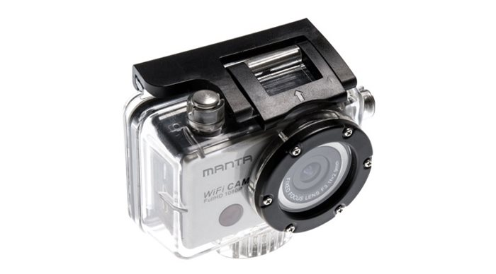 Manta MM336 action camera