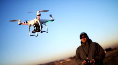 Νέοι κανόνες για την πτήση των drones