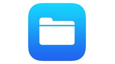 Γνωριμία με την εφαρμογή Αρχεία του iOS 11