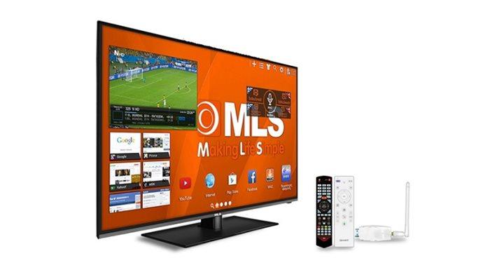 MLS τηλεοράσεις